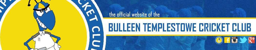 Bulleen Templestowe Cricket Club Logo