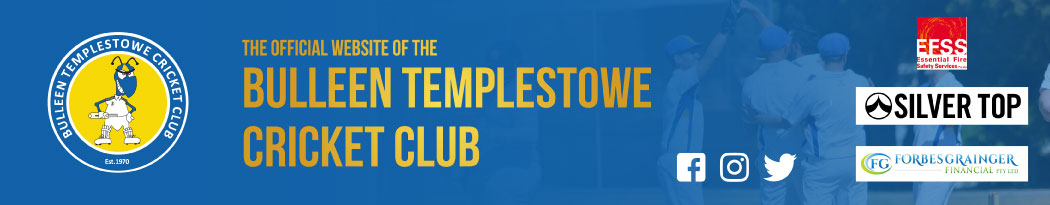 Bulleen Templestowe Cricket Club Logo